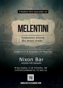 Melentini LIVE @ Nixon